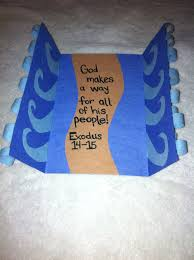 Bible Halloween Crafts by Sunday Craft Still Working On It Front Side