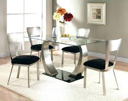 Glass Dining Tables And 6 Chairs Dining Table Set With Price Glass Dining Table Set Price