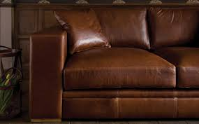 Uk Leather Sofas Aniline Leather Sofas By Indigo Furniture