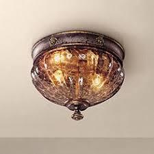 Glass Flush Mount Ceiling Light Art Glass Flush Mount Close To Ceiling Lights Lamps Plus
