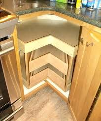 corner kitchen cupboards ideas glamorous corner kitchen cabinet storage rage on ideas