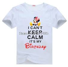 my birthday shirt mouse i can t keep calm it s my birthday personalized ears