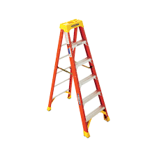 Fold Up Step Ladder by Step Ladders Folding Aluminum U0026 Wooden Ladders At Ace Hardware