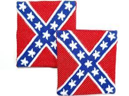 Rebel Flag Gear 2x Rebel Flag Confederate Sweatbands Sweat Wrist Bands