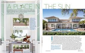 jessica glynn canadian house u0026 home vero beach home designed by