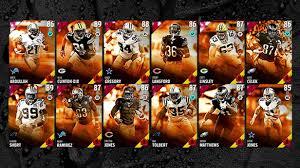 madden ultimate team thanksgiving