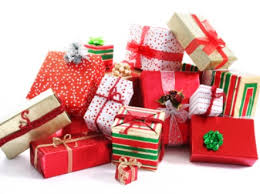 use your tax returns to buy gifts this