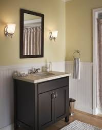 bathroom mirror side lights vanity lights on the side guest bathroom pinterest vanities