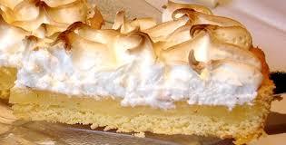 cuisine tarte au citron recette dessert tarte au citron meringué