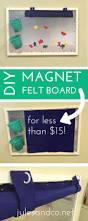 Decorative Magnetic Boards For Home Top 25 Best Magnet Board Kids Ideas On Pinterest Fabric Letters