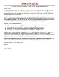 Human Resources Generalist Cover Letter 28 Cover Letter Sample To Human Resources Cover Letter