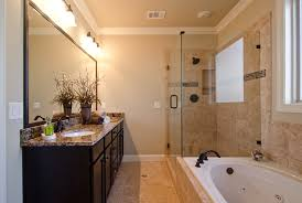 interior master bathroom remodel ideas using gray painted benevola