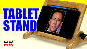 Small Desk Photo Frames This Adjustable Tablet Stand For Your Desk Is Also A Photo Frame
