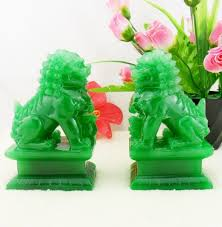 jade lion statue craft bunnies picture more detailed picture about sales genuine