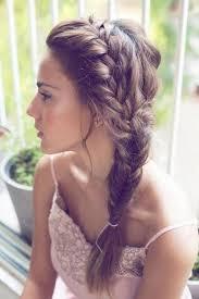 Frisuren Mittellange Haare Zopf by Die Besten 25 Frisuren Für Lange Haare Ideen Auf