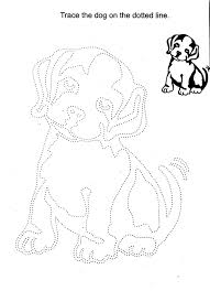 puppies to color and print ball and puppy coloring pages litle pups