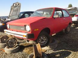 car junkyard york pa junkyard find 1978 ford fiesta the truth about cars