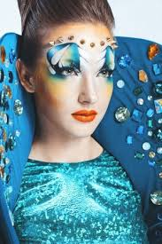 Blue Butterfly Halloween Costume Unique Halloween Costume Party Makeup Ideas Women Butterfly