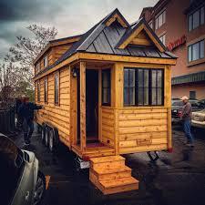 tumbleweed tiny house trailer we u0027re in boulder hosting a tumbleweed tiny house workshop