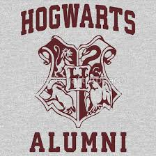 hogwarts alumni sticker hogwarts alumni harry potter hogwarts quote shirt hogwarts seal