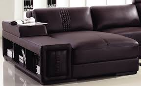 Brown Leather Sectional Sofas by Sofas Center Literarywondrous Brown Leather Sectional Sofa