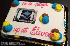 24 people who shouldn u0027t be allowed to decorate cakes