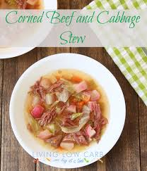 corned beef and cabbage stew low carb and paleo holistically