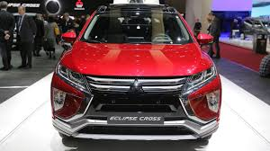 mitsubishi eclipse mitsubishi eclipse cross set to rival the nissan qashqai
