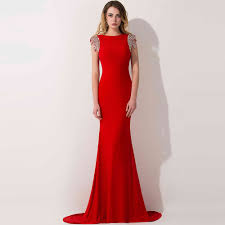 cheap black and red party dresses discount evening dresses