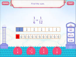 add fractions worksheet games fifth grade math
