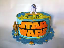 Cakesophia Star Wars Cake