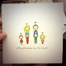 christmas cards sale saturday on personalised family christmas