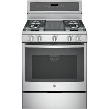 samsung 30 in 5 8 cu ft slide in gas range with self cleaning