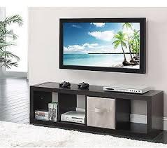 storage organizer 4 cube bookcase square home shelf bookshelf tv