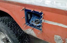 Classic Ford Truck Body Panels - a 1971 ford f 250 hiding 1997 secrets frankenstein u0027s monster