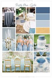 blue color palette color palette dusty blue with gold or silver u2014 grace and