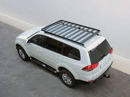 mitsubishi pajero sport slimline ii roof rack kit tall by