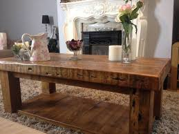 wood living room table 118 best english beam reclaimed wood furniture images on pinterest