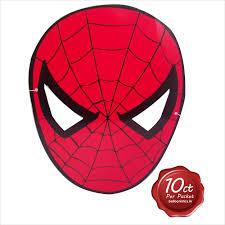 spiderman mask halloween buy spiderman mask u2022 balloonistics