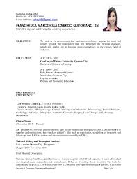 Sample Rn Resume With Experience Quotes From An Essay On Criticism By Alexander Pope English Tutor