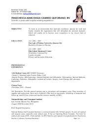 Pacu Nurse Job Description Resume by Dha Rn Cv
