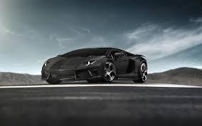 Lamborghini Aventador J Black - 2012 mansory aventador carbonado conceptcarz com