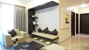 Exellent Apartment Interior Design Photos India Wooden Swings In - Indian apartment interior design ideas
