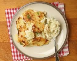 cuisine gratin dauphinois recette gratin dauphinois au cookeo facile rapide