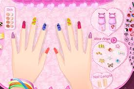 nail design game hand u0026 nail games games loon