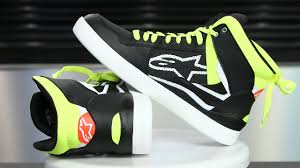 riding shoes alpinestars stadium riding shoes motorcycle superstore youtube
