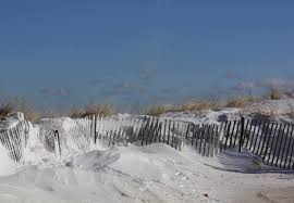 photo print sand dunes winter beach scenes sandy neck