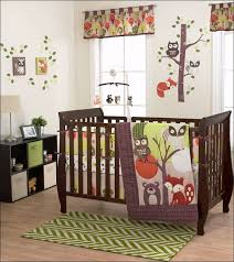 bedroom wonderful fox themed crib bedding little haven clever