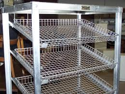 Kitchen Bakers Rack Cabinets by Bakers Racks Commercial Bakers Rack Commercial Rack Bakers