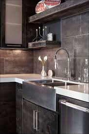 tile backsplash ideas bathroom kitchen porcelain tile backsplash pros cons grey travertine